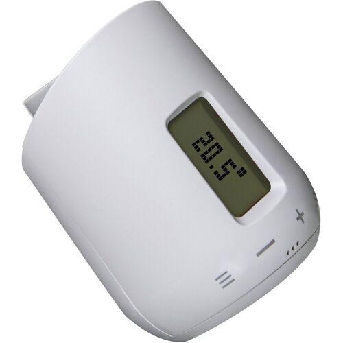 EUROtronic Heizkörperthermostat »Genius LCD 100«, Weiß