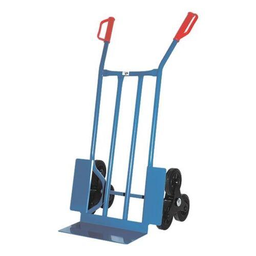 Sackkarre »Treppe«, blau