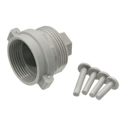 eQ-3 Zubehör »M28 x 1,5 für Heizungsstellantriebe«, Grau