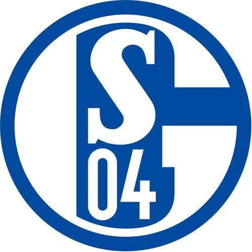 Wandtattoo »Schalke 04 Logo«