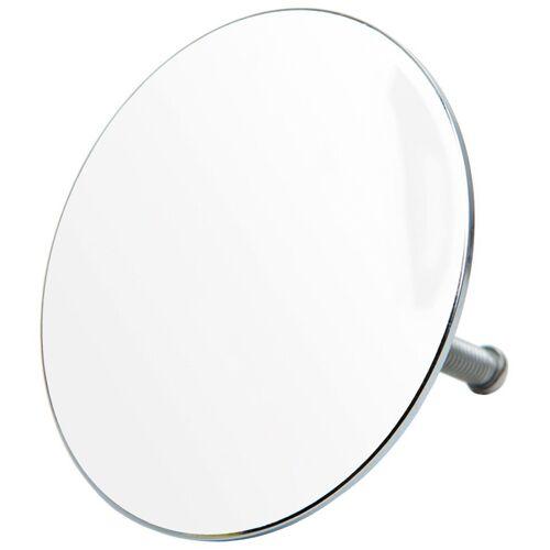 Sanilo Stöpsel »Weiß«, für Badewannen und Duschen, Ø 7,2 cm, weiß