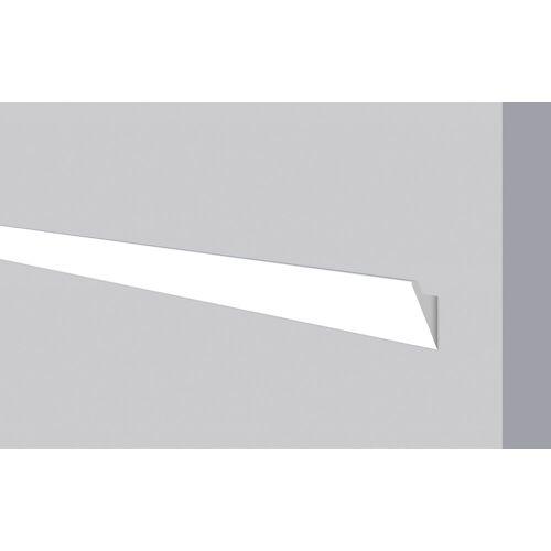 Decoflair Set: Lichtleiste »CL12«, 5 Stück, Länge: 1 m, weiß