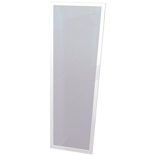 RORO Türen & Fenster RORO TÜREN & FENSTER Seitenblende »Typ V130«, TxH: 53x180 cm, weiß