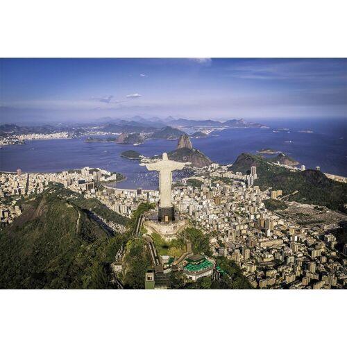 Papermoon Fototapete »Rio de Janeiro«, Vlies, in verschiedenen Größen, bunt
