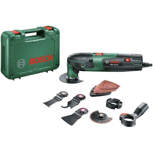 Bosch Multifunktionswerkzeug »PMF 220 CE «, grün