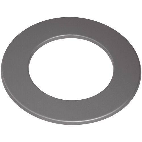 JUSTUS ORANIER Rauchrohr »B5«, Ø 150 mm, Ofenrohr für Kaminöfen, grau