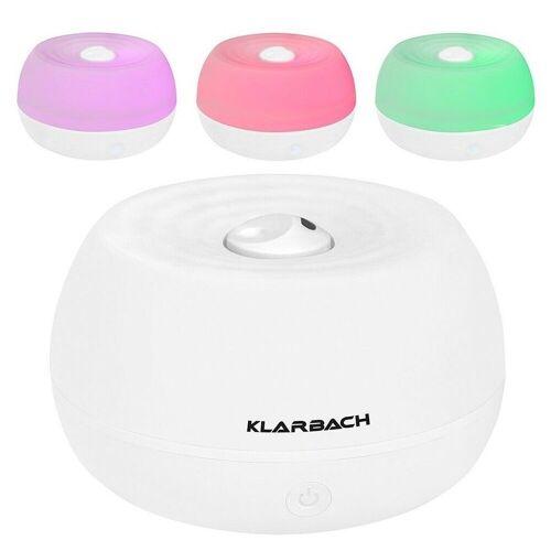 KLARBACH Luftbefeuchter LB 30806 / Diffuser weiß
