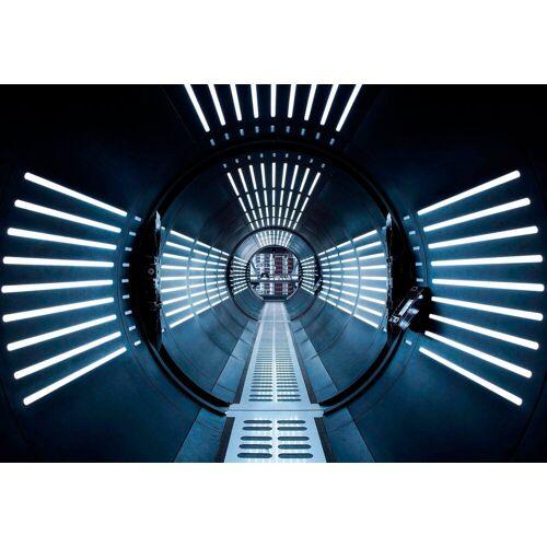 Komar Fototapete »Star Wars/Tunnel«, glatt, Comic
