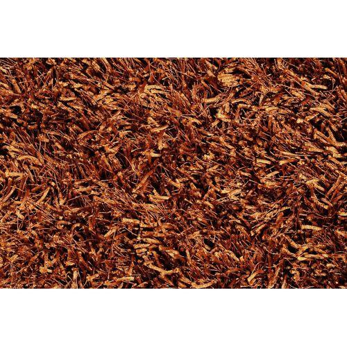 Al Mano Teppichfliese »Shaggy«, 40x40x3 cm, bronzefarben