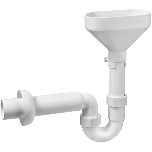 CORNAT Siphon »Tropfwassser-Geruchsverschluss«, zum Auffangen von Tropfwasser