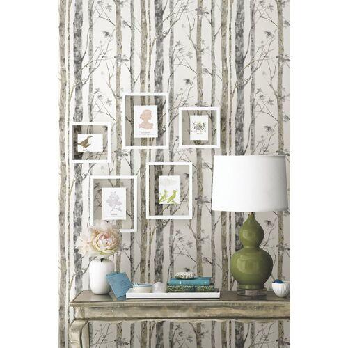 "RoomMates Vliestapete »Tapete ""Bäume"", L500 x B50 cm, selbstklebend«"