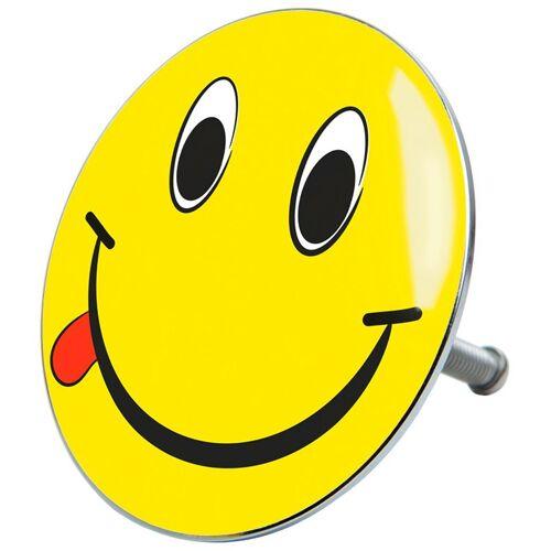 Sanilo Stöpsel »Smiley«, für Badewannen und Duschen, Ø 7,2 cm