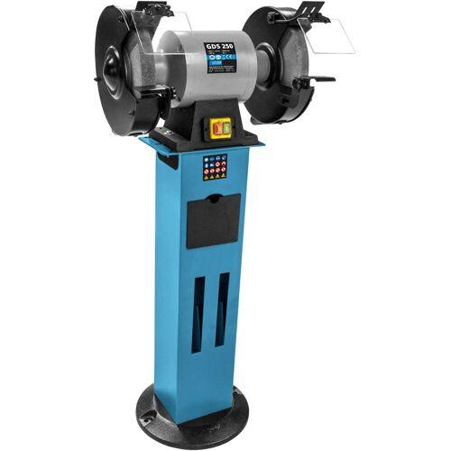 Güde GÜDE Doppelschleifer »GDS 250«, 400 V, 750 W, 250 mm, blau