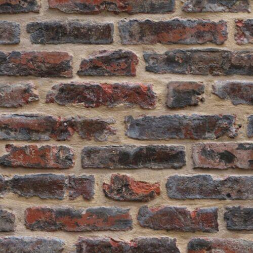 Vliestapete »Bricks«