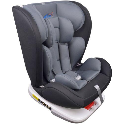 AUTOP Autokindersitz »Salo«, 7,90 kg, 360 grad Rotation für leichtes ein- und aussteigen, vorwärtgerichtet 0-13 Kg und rückwärtsgerichet 9-36 Kg