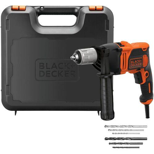 Black & Decker Schlagbohrmaschine, 230 V, max. 3100 U/min, ohne Akku