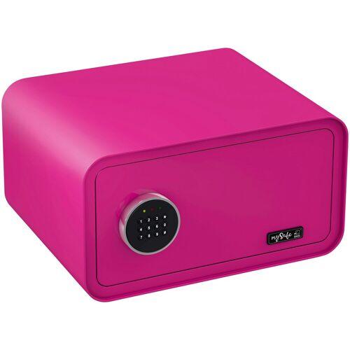 BASI Tresor »mySafe 430«, mit Zahlencode, rosa