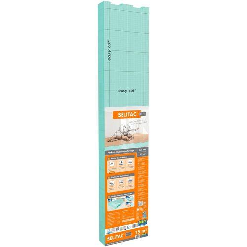 Selit Trittschalldämmung »AC«, für Parkett-/Laminatböden, grün