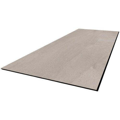 Vinyllaminat »Modena SPC Fliese Beton grau«, Packung, ohne Fuge, 600 x 300 mm, Stärke 4 mm, 3,3 m²