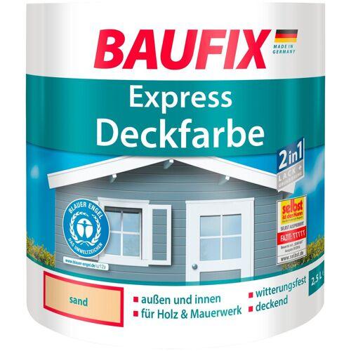Baufix Lack, 2,5 Liter, natur