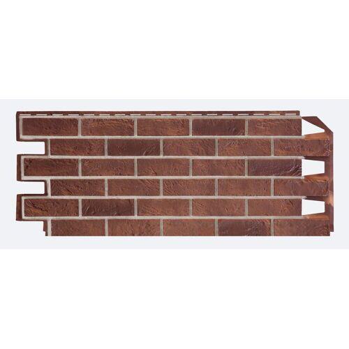 Vox Baukulit VOX Verblendsteine »Vox Solid Brick Dorset«, (Set, 10-tlg)