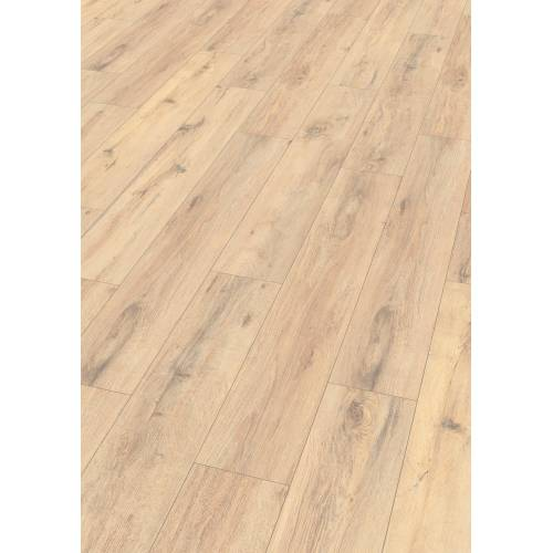 EGGER Laminat »HOME Parkett Eiche«, Packung, pflegeleicht, 1291 x 193 mm, Stärke: 8 mm