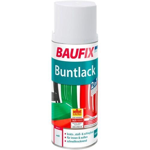 Baufix Sprühlack weiß, 400 ml, weiß