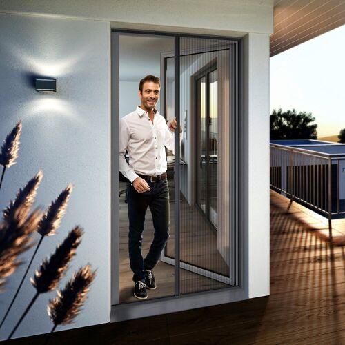 Insektenschutz-Tür »EXPERT Plissee«, BxH: 240x120 cm