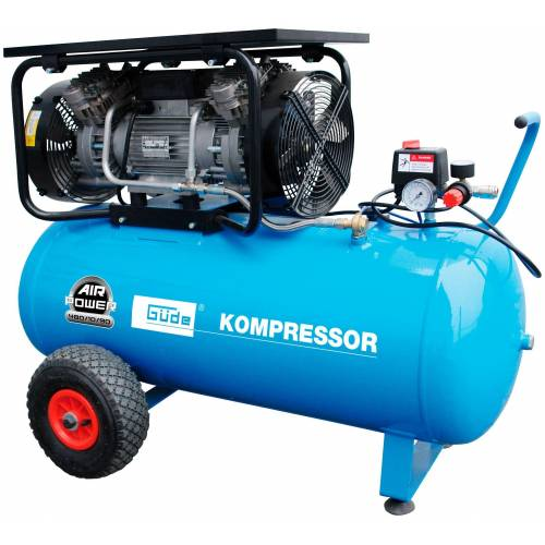 Güde Kompressor »AIRPOWER 480/10/90«, 1840 W, max. 10 bar, 90 l