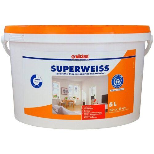 Wilckens Farben Fassadenfarbe »Superweiss«, weiß