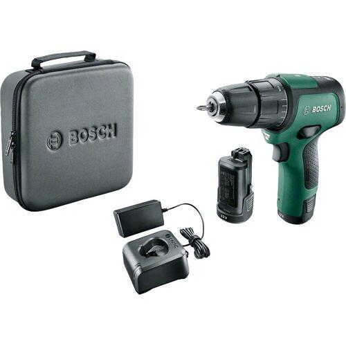 Bosch Akkuschrauber »EasyImpact 12«, 12 V, inkl. 2 Akkus und Ladegerät, grün