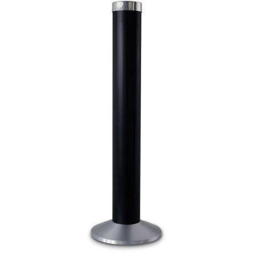 Szagato Aschenbecher, Aluminium, Outdoor, schwarz