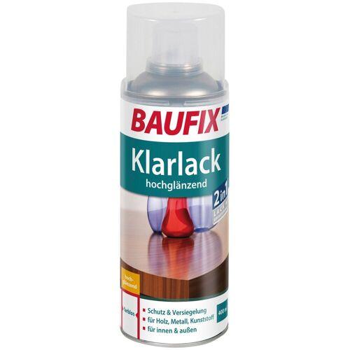 Baufix Sprühlack, Klarlack, 400 ml