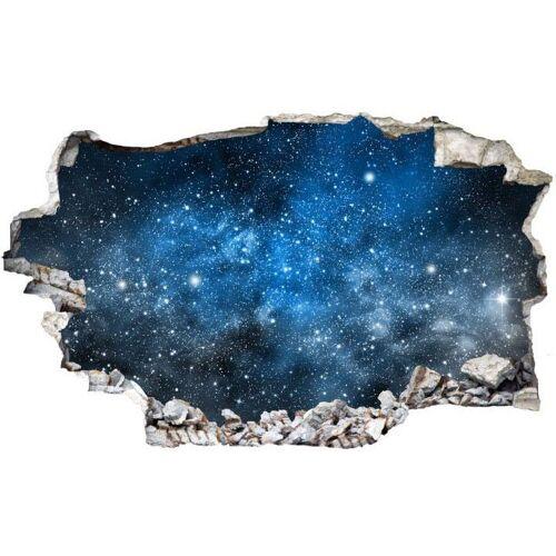 ART Wall-Art Wandtattoo »Universum Sticker 3D Weltraum« (1 Stück)