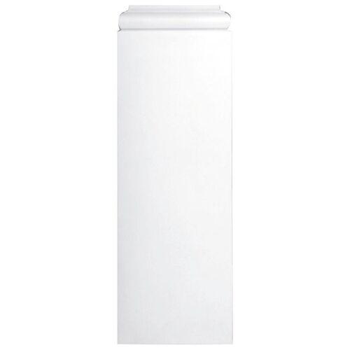 Homestar Dekorpaneele »HFP 15«, 182 x 540 x 40 mm, weiß