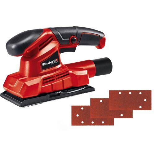 Einhell Schwingschleifer »TC-OS 1520/1«, 230 V, rot