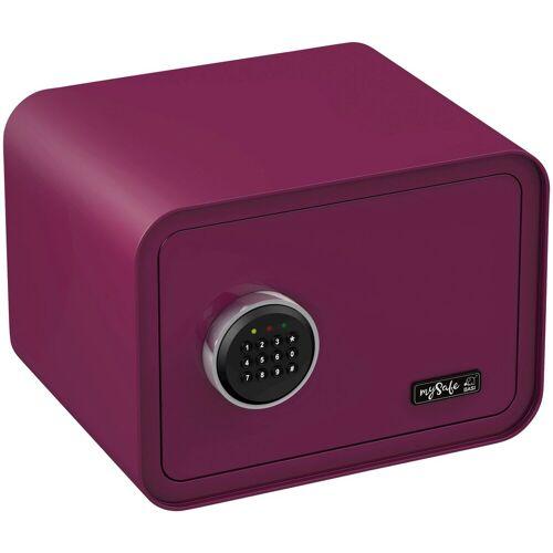 BASI Tresor »mySafe 350«, mit Zahlencode, lila