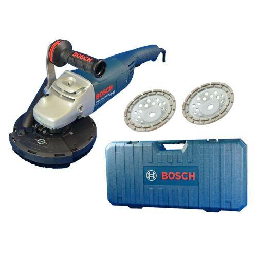 Bosch / Trongaard Winkelschleifer »BETONSCHLEIFER-SET / ESTRICHSCHLEIFER-KOMBINATION 180mm #272«, max. 6500 U/min