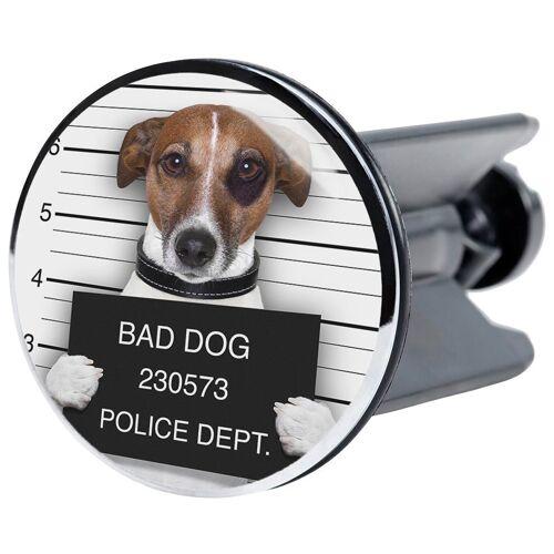 Sanilo Waschbeckenstöpsel »Bad Dog«, Waschbeckenstöpel, Ø 4 cm