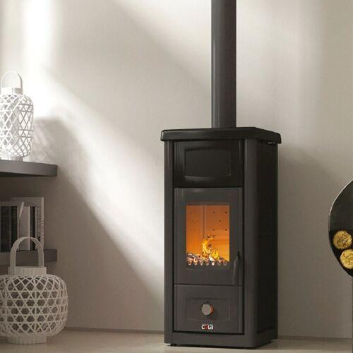 Blaze Kaminofen »Enea«, Stahl, 7,5 kW, Dauerbrand