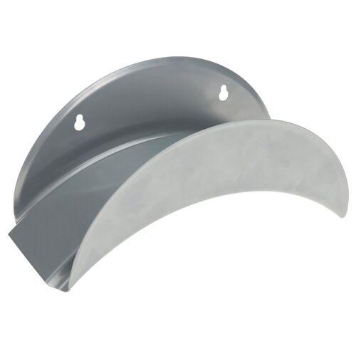 BigDean »Gartenschlauchhalter aus Metall 29x13 cm − Für ein« Schlauchhalterung, (1-tlg)