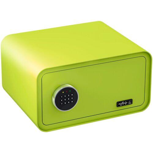 BASI Tresor »mySafe 430«, mit Zahlencode, grün