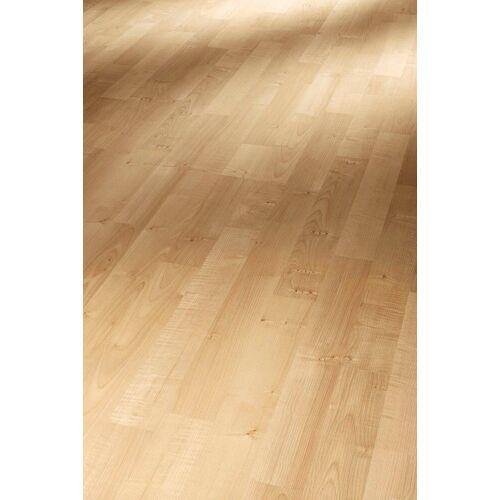 PARADOR Laminat »Basic 200 - Ahorn natur«, Packung, ohne Fuge, 194 x 1285 mm