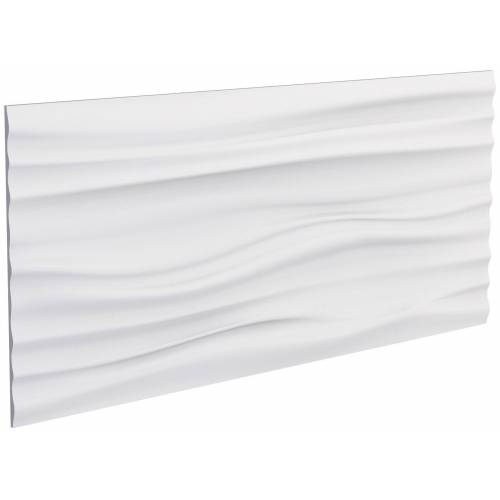 Decoflair Set: 3D Wandpaneel »®Wandpaneele Ocean«, 2er-Set, 78 x 38 cm, weiß