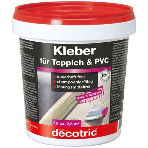 Bodenmeister Dispersionskleber »2x 750g Kleber«, (2-tlg), für Teppichboden, PVC und Vinyl, reicht für ca. 6qm