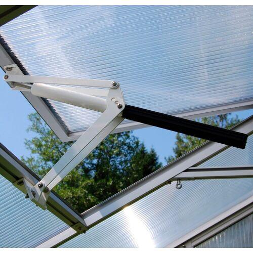 Beckmann Gewächshaus-Fensteröffner »A«, 30 kg max. Hebekraft, für Gewächshaus »Allplanta®«, weiß