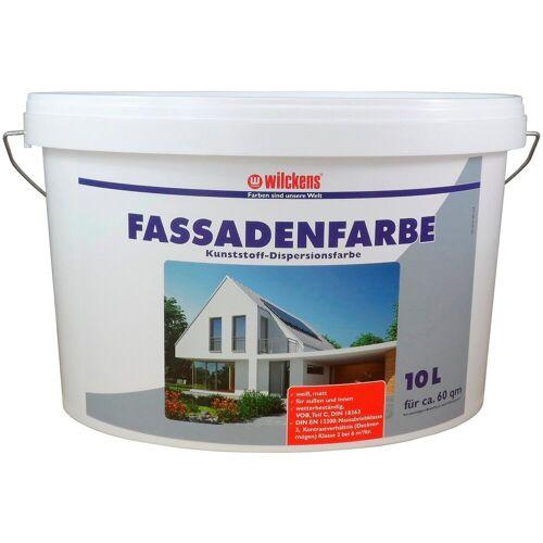 Wilckens Farben Fassadenfarbe »Kunststoff-Dispersion«, reinigungsfähig
