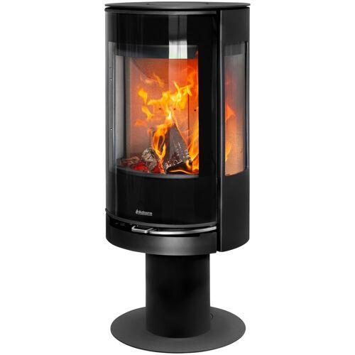 ADURO Kaminofen »22.3 Lux«, 5,5 kW, Zeitbrand, Stahl, Vermiculite, Energieeffizienzklasse A
