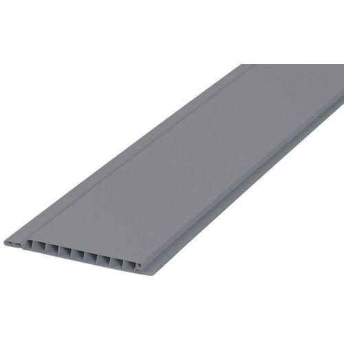 Vox Baukulit VOX Verkleidungspaneel »8,10 m²«, (Spar-Set, 30-tlg), grau