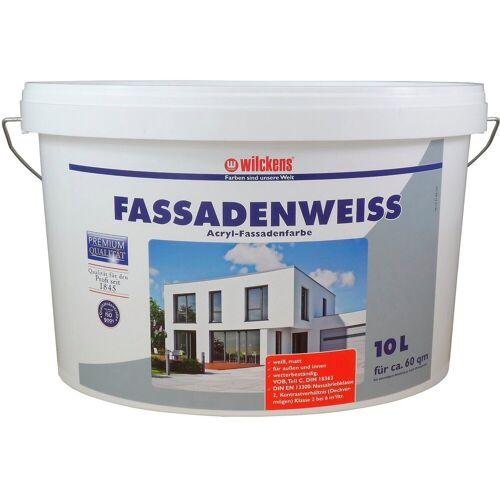 Wilckens Farben Fassadenfarbe »Fassadenfarbe«, weiß